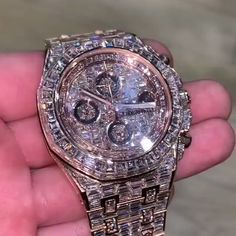Audemar Diamond Encrusted piguet Videos piguet Logo piguet Ladies piguet Bust Down piguet Price Fancy Watches, Rolex Watches For Men, Stylish Watches, Luxury Watches For Men, Cool Watches, Expensive Watches For Men, Most Expensive Rolex, Cheap Watches, Vintage Watches