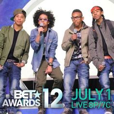 REPIN this to score pts for Mindless Behavior in FANdemonium Challenge #4. http://bet.us/FANBET