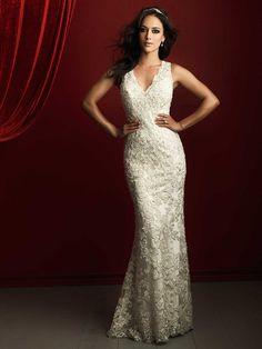 Allure Couture c366 wedding dress