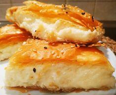 Greek Dishes, Greek Recipes, Hot Dog Buns, Feta, Tart, Food And Drink, Cooking Recipes, Yummy Food, Bread
