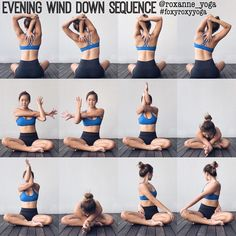 Evening Wind Down Sequence ⠀⠀⠀⠀⠀⠀⠀⠀⠀ This sequence takes less than 15 minutes to complete and can be done anywhere and everywhere without a yoga mat. It focuses on releasing tension in the upper body (shoulders and spine) and it's a great way to stretch and wind down before you go to bed. ⠀⠀⠀⠀⠀⠀⠀⠀⠀ Hold each pose for 1min. Close your eyes, relax, and let the breath to do the work, and enjoy the time to yourself. I have the 'Chakra Chime' app in my phone