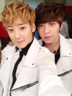Kevin and Soohyun
