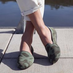 Womens Loafers: Fla