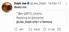 Random Stuff, Funny Stuff, Jae Day6, Funny Kpop Memes, Just So You Know, Quality Memes, Twitter Quotes, Dramas, Annie