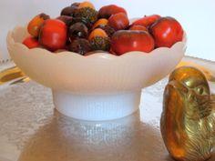 Wedding Decor, Vintage Milk Glass Candle Holder, Candy Dish, bowl, floral display, white home decor by jensdreamvintage, $13.50