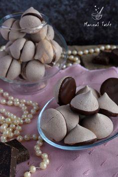 Kakao puslice - MarinaS Taste Cake Recipes, Deserts, Sweets, Cookies, Chocolate, Food, Crack Crackers, Easy Cake Recipes, Gummi Candy
