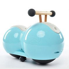 Babies and Toddlers Swivel Bike! Teach leg and ankle independence with 2 different settings. Too cute.