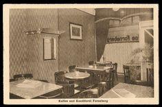 Kaffee und Konditorei Forneberg 1940