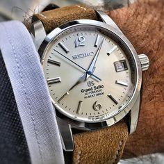 Nice watch seiko