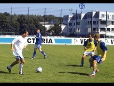 Soccer drill 29: Total passing with U19 Schalke 04 (+playlist)