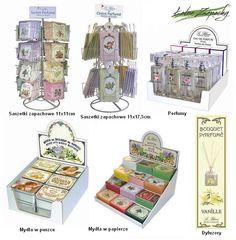 Produkty zapachowe firmy Le Blanc