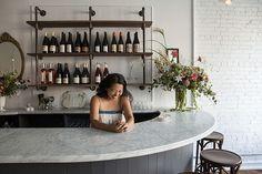 Brunette Wine Bar in the Hudson Valley | Remodelista