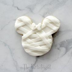 Disney Themed Halloween Cookies!