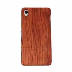 Nature Real Wooden Cases for SONY Xperia Z Series Z3 Natural Wood Case Mobile Cell Phone Cover Bamboo Covers for Sony Xperia Z3