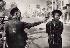 A Viet Cong officer named Nguyễn Văn Lém is executed by Nguyễn Ngọc Loan, a South Vietnamese National Police Chief. The event is photographed by Eddie Adams. The photo makes headlines around the world, eventually winning the 1969 Pulitzer Prize, and sways U.S. public opinion against the war.   And it was the worst of times.