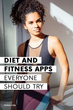 The best diet and fitness apps
