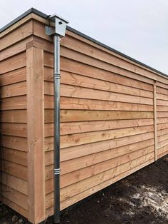 Shed Cladding, Fence Construction, Wood Bathtub, Building A Cabin, Casas Containers, Wooden Buildings, Bike Shed, Wood Shed, Railing Design