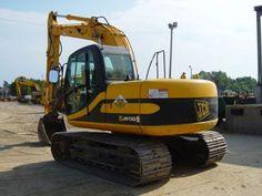 JCB workshop service manual: FREE JCB JS110 JS130 JS150LC TRACKED EXCAVATOR SER...