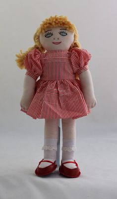 Ana 12 Inches Doll by maripipicrafters on Etsy