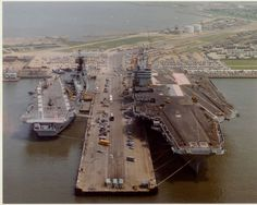HMS Ark Royal & USS Nimitz. Two of the mightiest pieces of engineering from either side of the Atlantic. Farewell to the mighty British carrier which is off to the breakers. She has served us well.