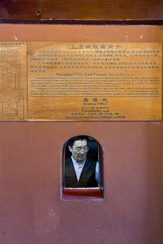 The Ticket Master . Shanghai