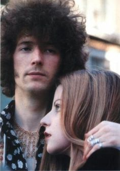 Charlotte Martin and Eric Clapton