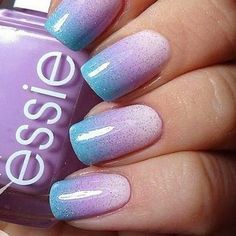 Oohhh Lilac - Share/explore more nail looks at bellashoot.com!