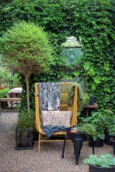 Rich Home, Outdoor Furniture Sets, Outdoor Decor, Wicker, Chair, Projects, Diy, Beautiful, Decorating Ideas
