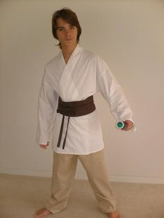 mjcreation Luke Skywalker inspiration costume made by mjcreation, $50.00