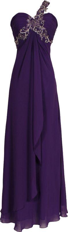 "Fashion Shop Z ""Goddess Gown by PacificPlex"" $149.99"