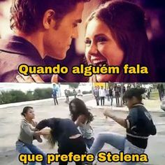 Morreee (zuas respeito qm shippa, mais Dalena é melhor 😊) The Vampire Diaries, Vampire Diaries The Originals, Delena, Nova Orleans, Hello Brother, Top Memes, Damon Salvatore, Tv Series, Humor