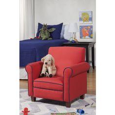HomePop Juvenile Club Chair