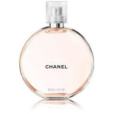 CHANEL CHANCE EAU VIVE Eau de Toilette (50ml) ($86) ❤ liked on Polyvore featuring beauty products, fragrance, perfume, makeup, beauty, fillers, eau de toilette perfume, chanel, iris perfume and heart perfume
