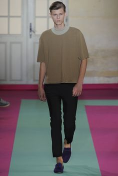 Spring 2012 Menswear - Acne Studios