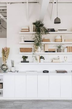 59 Trendy home office cabinets built ins bookshelves Home Office Cabinets, Home Office Storage, Office Shelf, Office Den, Office Lounge, Workspace Design, Home Office Design, Office Designs, Office Workspace