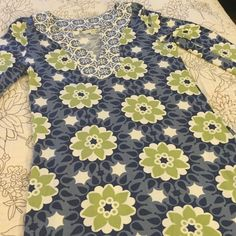 Boden Tunic Dress Perfect for Spring! Great condition! Boden Dresses