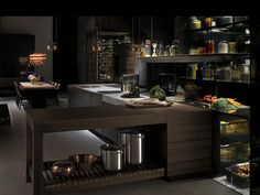The Fourth Wall Kitchen... my favorite space!!! #electrolux