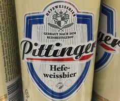 Pittinger - Hefe Weissbier