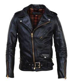 Black Leather Jacket 88