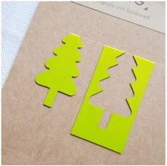 Magnetic Tree Bookmark