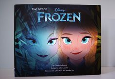 The Art of Frozen features concept art created for the film - including character studies and sculpts, color scripts, storyboards, and more - alongside interviews with production artists about the making of the movie. Disney Dogs, Disney Mickey, Disney Art, Frozen Book, Resort Logo, Color Script, Minnie Bow, Walt Disney Animation Studios, Dog Pajamas
