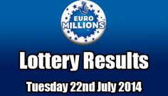 If you had a ticket on for the EuroMillions draw for Tuesday 22nd July and have not checked your tickets, you can find all the latest results here: http://wagerpod.com/news/euromillions-results-tuesday-22nd-july-2014/ #euromillions