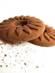 Kruche ciasteczka kakaowe Palce Lizać