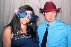 Getting down in a photo booth @ Marissa & Corey Ryans Wedding #TheStoryOfUs.