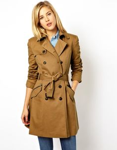 ASOS+Classic Trench $76 Free ship both ways