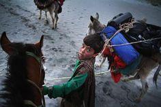 Wakhi Horse Boy