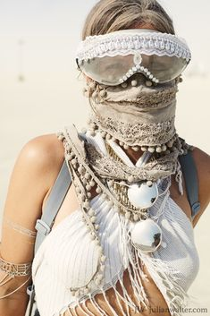 Burning Man 2016 fashion