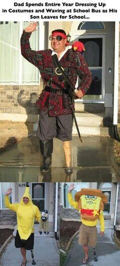 costume dad