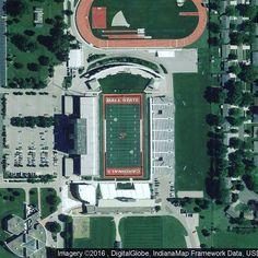 #ScheumannStadium home of the #BallStateCardinals more at http://ift.tt/2iKumVa #BallState #Cardinals