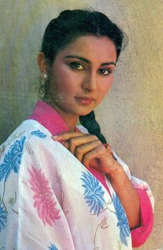 Beautiful Bollywood Actress, Beautiful Actresses, Poonam Dhillon, Trishul, Indian Hindi, Miss India, She Movie, Bollywood Stars, Woman Face